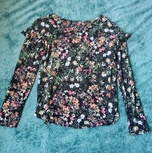 Floral Blouse by H&M